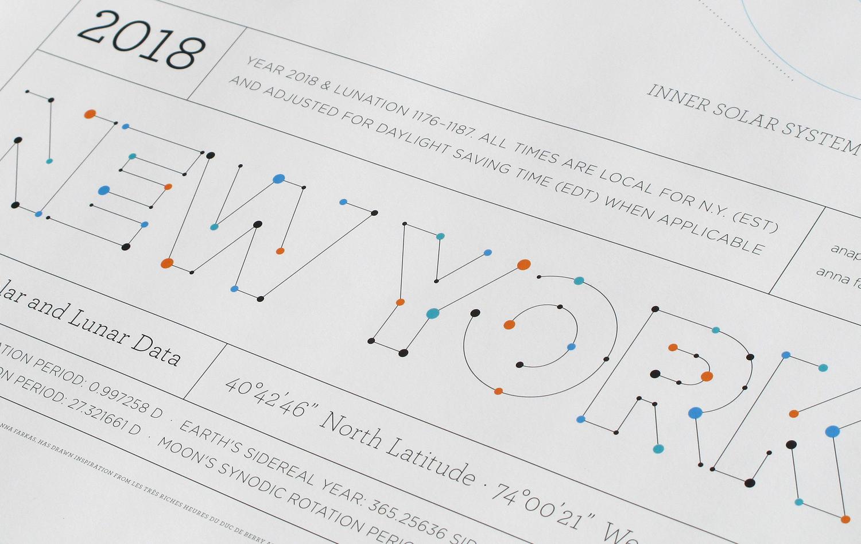 time system naptár New York—USA Calendar 2018 – Anaptár by anagraphic time system naptár